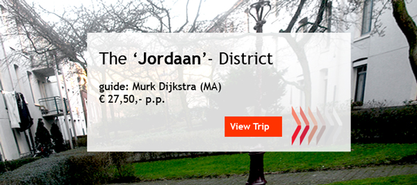 History Trips | The Jordaan - District