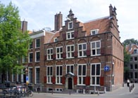 History Trips | House at the 3 canals, corner Grimburgwal/ Oudezijds Voorburgwal