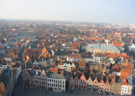 History Trips | Bruges, view from the belfry | by Donar Reiskoffer
