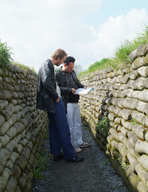 Trenches of Death Diksmuide (History Trip - Ypres)