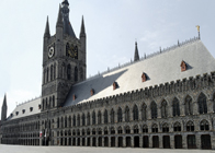 History Trips | Cloth Hall (Ypres) rebuild